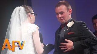 Best Wedding Fails 2018 | AFV Funniest Videos Compilation