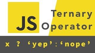 Coding Tutorial: Easy Way to Understand the Ternary Operator in the JavaScript Programming Language