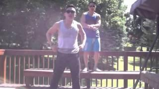 Thai-Anh's Family Gangnam Style Tutorial