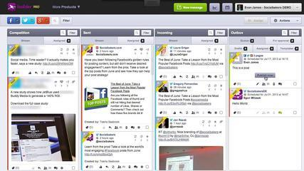 Socialbakers Builder Video Tutorial - Publishing & Customer Care