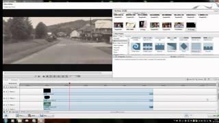 Vytvorenie Formátu Videa 21:9 -starý Film.(slovak Version)