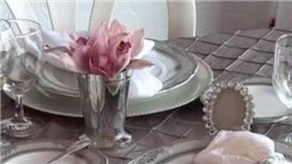 Setting The Table : Table Setting Ideas