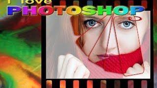 Photoshop Tutorial Italiano - Collage A Rotazione