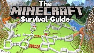 Castle Building, Pt.1: Foundations ▫ The Minecraft Survival Guide (Tutorial Lets Play) [Part 113]