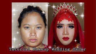 TUTORIAL MAKEUP WEDDING | Vlog wedding job #6