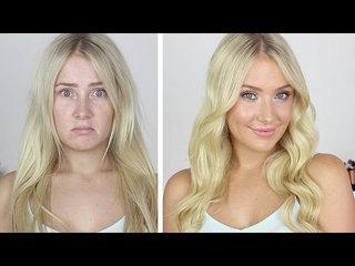 DRAB to FAB :Hair & Makeup Tutorial