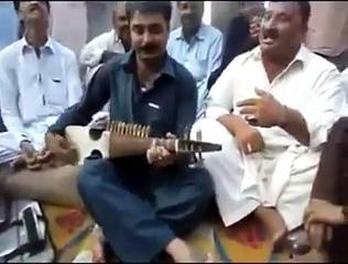 Pashto Funny Tapay Wawary - Pathan Singing Funny Song