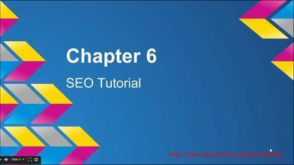 Chapter 6 SEO Tutorial | SEO Tutorial SEO Link Building Organically
