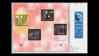 Tutorial Autoria Con Sony DVD Architect 5.X Pro En Español Tutorial De Menus, Capitulos, Escenas