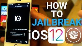 KeenLab iOS 12 JAILBREAK TUTORIAL! How to Jailbreak iOS 12 and Install Cydia [WITHOUT COMPUTER]
