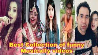 Most popular funny musically videos August 2018 | musically funny videos complication