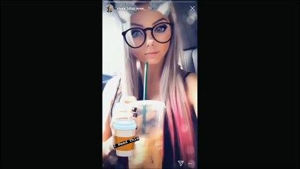 Best Of WWE's Alexa Bliss 2018 (FUNNY and CUTE Snapchat/Instagram Moments)