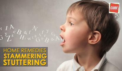Home Remedy To Cure Stammering Stuttering | Health Tips