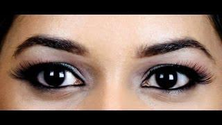 Eyeliner For Hooded Eyelids | Indian, Arabic Eyeliner Tutorial | Eye Makeup Using Eyeliner Only