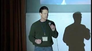 Egomaniac With An Inferiority Complex Speech At Kevin Bracy's 2007 FiRSTEP For Speakers Conference