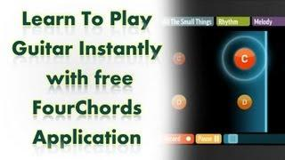 Easy Guitar Lesson -- Don't You Worry Child -- Swedish House Mafia - Tutorial With Chords + Lyrics