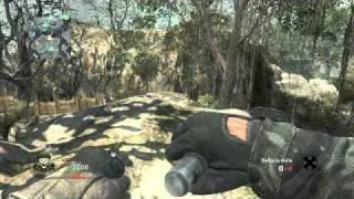 ALBANIAN--BULL3T - Black Ops Game Clip