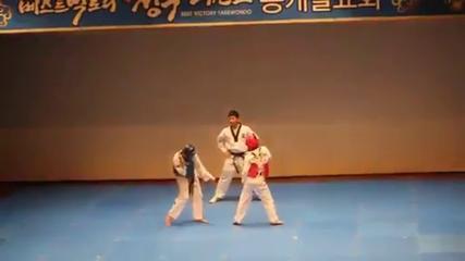 Funny Taekwondo
