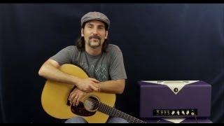 Florida Georgia Line - Round Here - Guitar Lesson - How To Play - Country Song