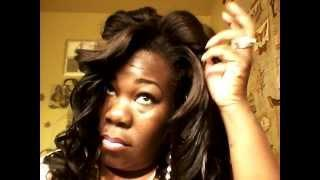 Pin Curl Madness Featuring The