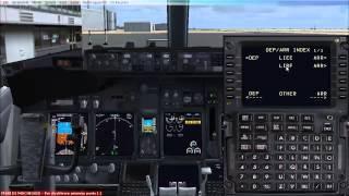 Guida Sintetica FMC Boeing 737 NGX PMDG, In Italiano
