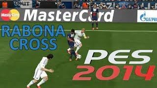 PES 2014 Rabona Cross Tutorial (English And Turkish)