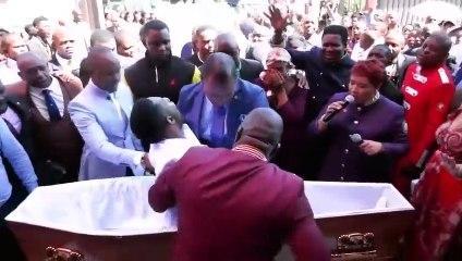 Quand un pasteur prétend ressusciter un mort et devient la risée du web
