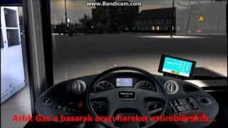 City Bus Simulator 2 Munich TÜRKÇE [ Araç Tanıtım, Hat Çekme, Genel Bilgiler ] Alicansaglam