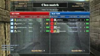 Cf  *~Team[Brazil]~* Vs `'Metro-  Sudden Attack