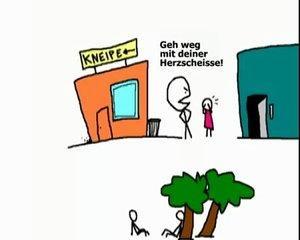 Funny van Dannen - Herzscheisse
