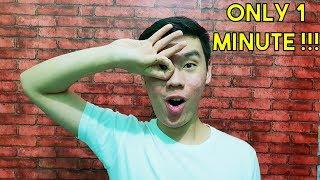 1 MINUTE TUTORIAL DELE ALLI CHALLENGE !! GAMPANG BANGET !