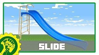 Minecraft Tutorial - Membuat Selurutan | Slide