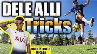 COMO HACER DELE ALLI CHALLENGE | TUTORIAL SKILL | GOAL CELEBRATION / Soccer Tricks