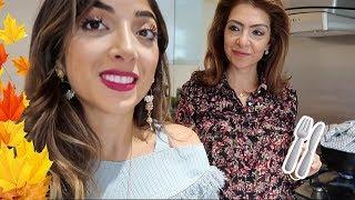 Secret Recipes With My Mum - RICE TUTORIAL FINALLY!! Vlogtober