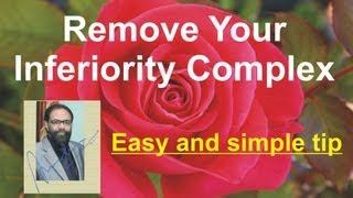How To Remove Inferiority Complex With Affirmation