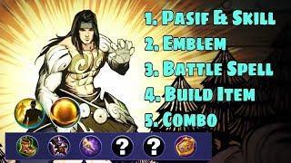 New Hero [BADANG]   Skill, Emblem, Build, Combo Full Tutorial Menuju PRO - Mobile Legend Bang Bang