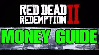Red Dead Redemption 2 - How To Make Money (Money Guide and Tutorial)