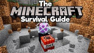 Starting a Resource Quarry! ▫ The Minecraft Survival Guide (Tutorial Lets Play) [Part 38]