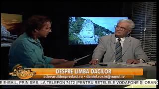 Despre Limba Dacilor (26 07 2013)