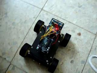 Tutorial: Robot 4x4 Con Arduino - BricoGeek.com