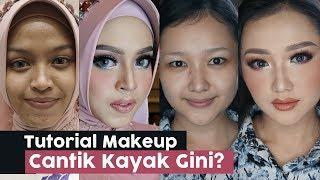 Nude Peach Makeup Tutorial untuk Pesta | Lokal Produk Latulipe Cosmetiques