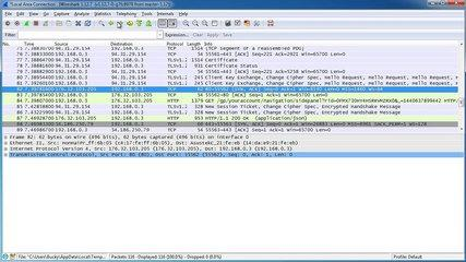 Wireshark Tutorial for Beginners - 4 - Toolbar Icons