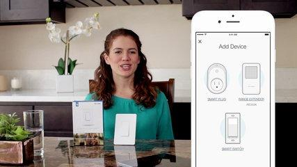 TP-LINK® 's HS200 Smart WiFi Light Switch Setup Tutorial