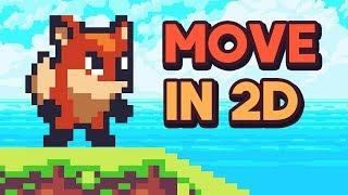 2D Movement in Unity (Tutorial)