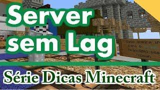 Dica De Minecraft: Servidor Sem LAG Brasileiro 1.7.4 E 1.7.5
