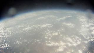 Turkey's First Near Space Balloon Flight / Türkiye'den Yakın Uzaya Balon