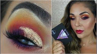 Laura Lee Los Angels Party Animal Palette: Chit Chat | Review | Tutorial