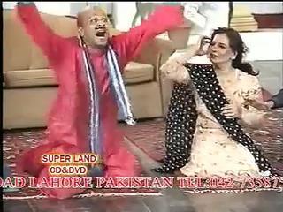 Best Of Punjabi Stage - Funny Qawali Shoki Khan, Babu Baral