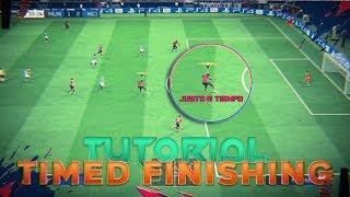 FIFA 19 La Finalizacion Exacta Tutorial - Como Hacer el Timed Finishing = Trucos Del Tiro Perfecto