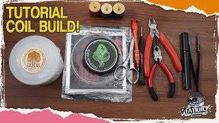 "#TUTORIAL ""TYPICAL COIL BUILD IN INDONESIA"" : COIL BUILD"